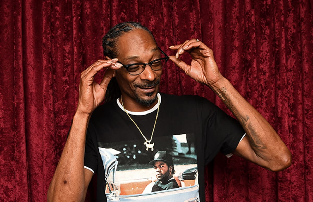 Snoop Dogg Continues to Taunt Kanye West for MAGA Allegiance