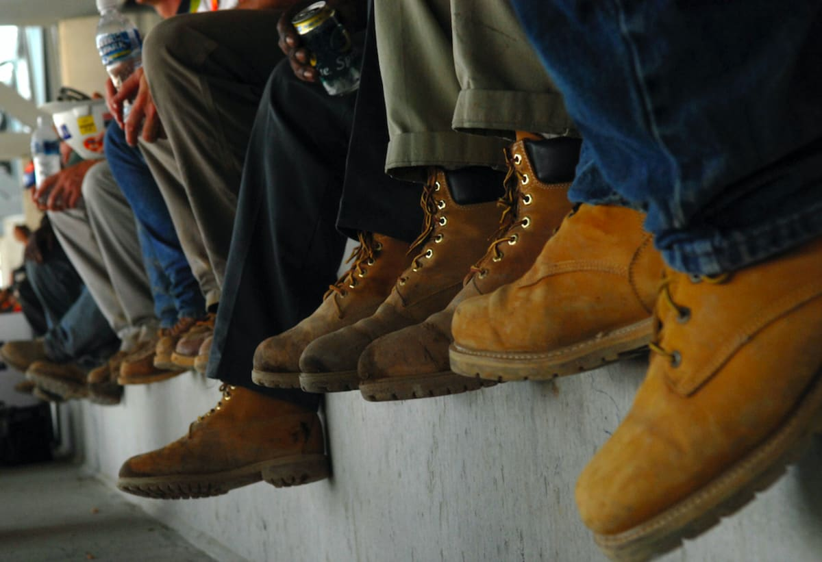 What Jeans To Put With The Timberland Shoes For Men