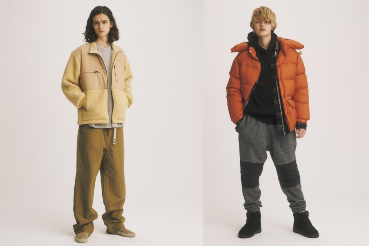 The North Face Purple Label Lands in the West