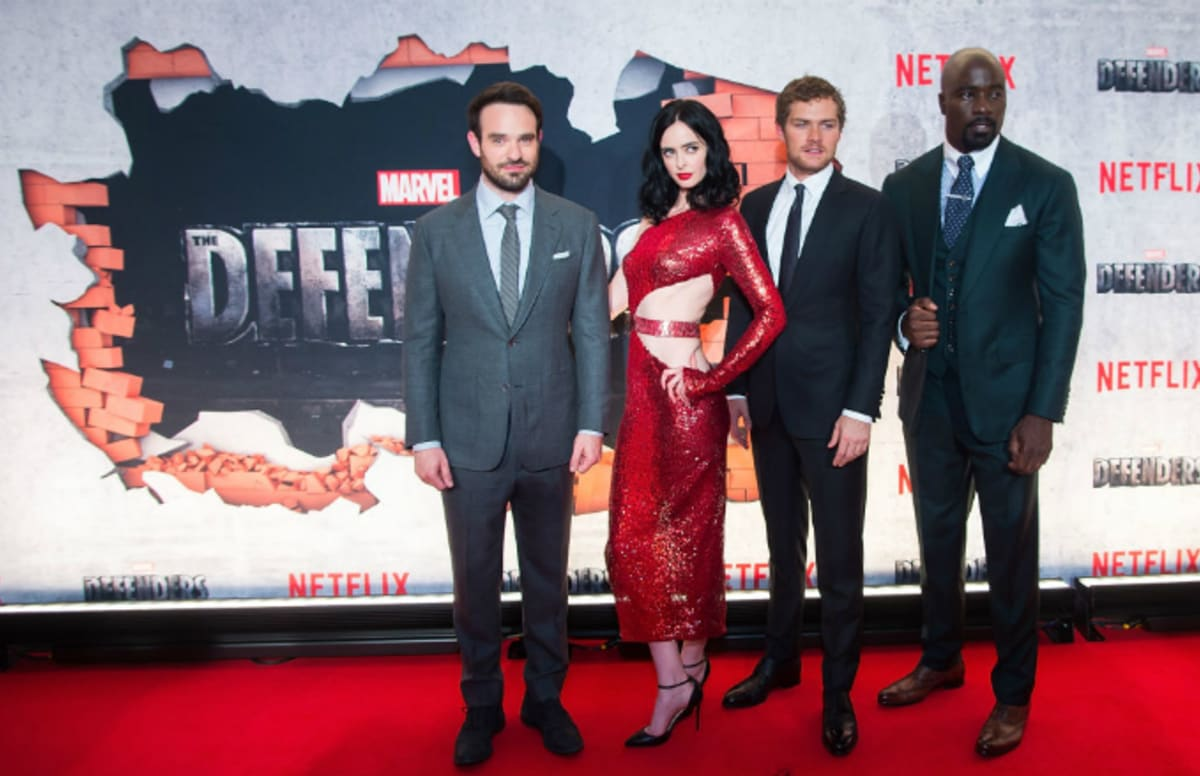 Marvel Tweets Cryptic Message About Daredevil, The Defenders Respond