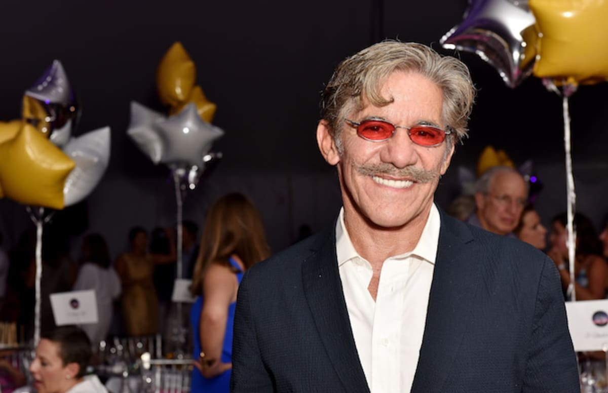 Geraldo Rivera Apologizes After Getting Called Out For Defending Matt Lauer