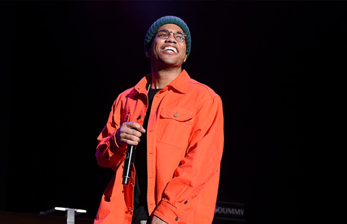 Anderson .Paak Is Throwing a Carnival for 'Oxnard' This Weekend