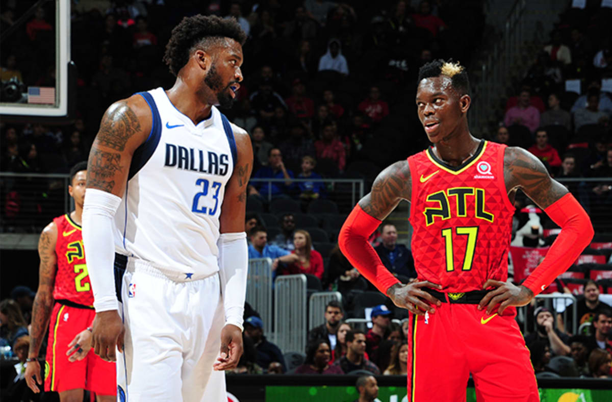 Hawks Player Dennis Schröder Says Quavo Inspired His Career-High Game   Complex