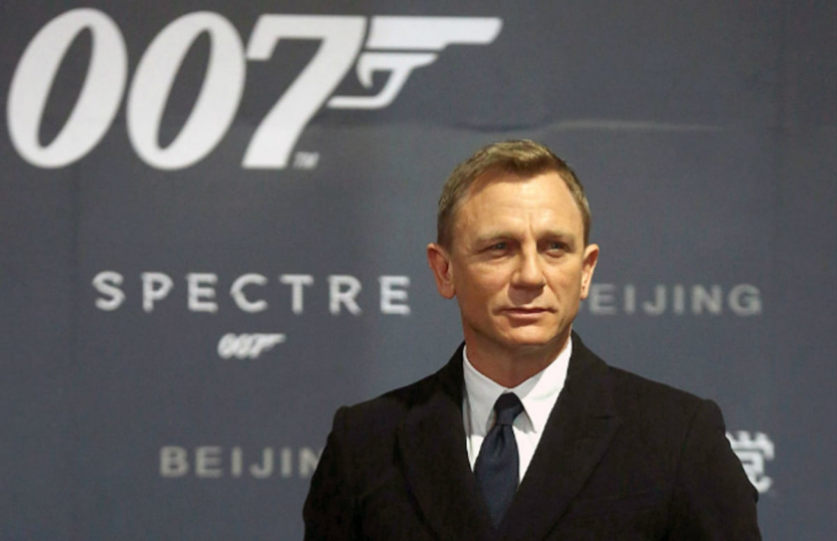 'James Bond' Assistant Director Sues for $3.5 Million Over 'Spectre' Car Accident