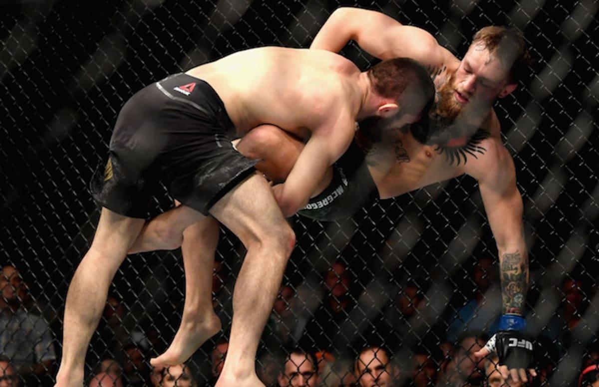dana white  conor mcgregor wants rematch with khabib