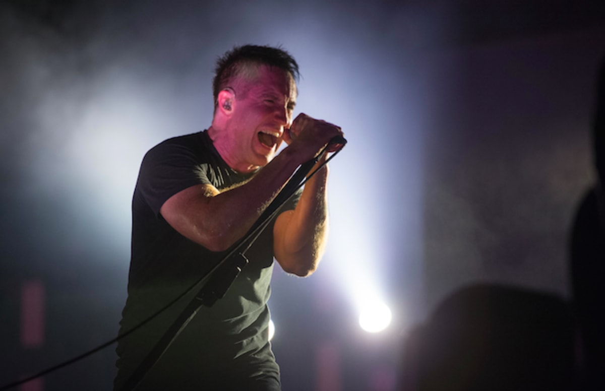Trent Reznor Claims Kanye and the Weeknd \'Ripped Off\' NIN\'s Tour ...