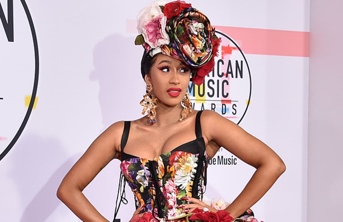 Photos Video Cardi B Gets New Tattoo After 10 Years: Cardi B And Post Malone Won't Get Best New Artist Grammy