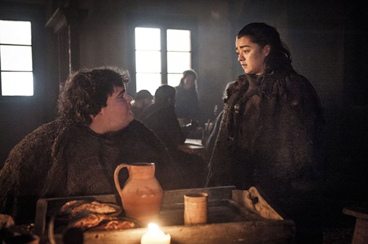 Insane 'Game of Thrones' Theory Suggests Hot Pie Could Be the Show's Ultimate Bad Guy