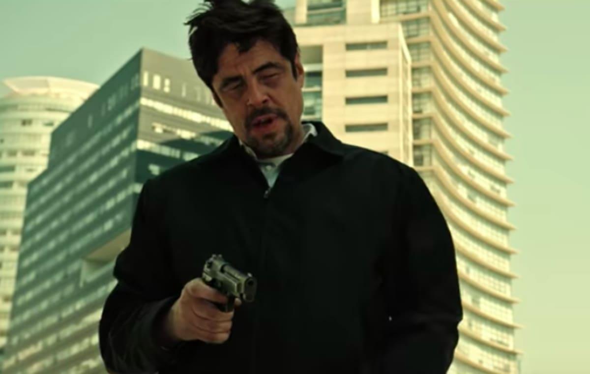 We Weren T Ready For Benicio Del Toro In The Sicario 2
