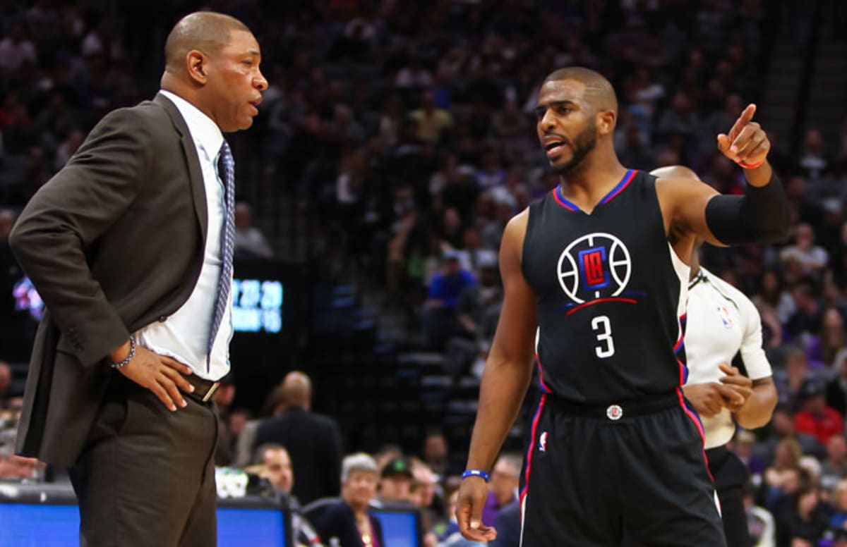 Chris Paul and Doc Rivers Reportedly Feuded Over a Carmelo to