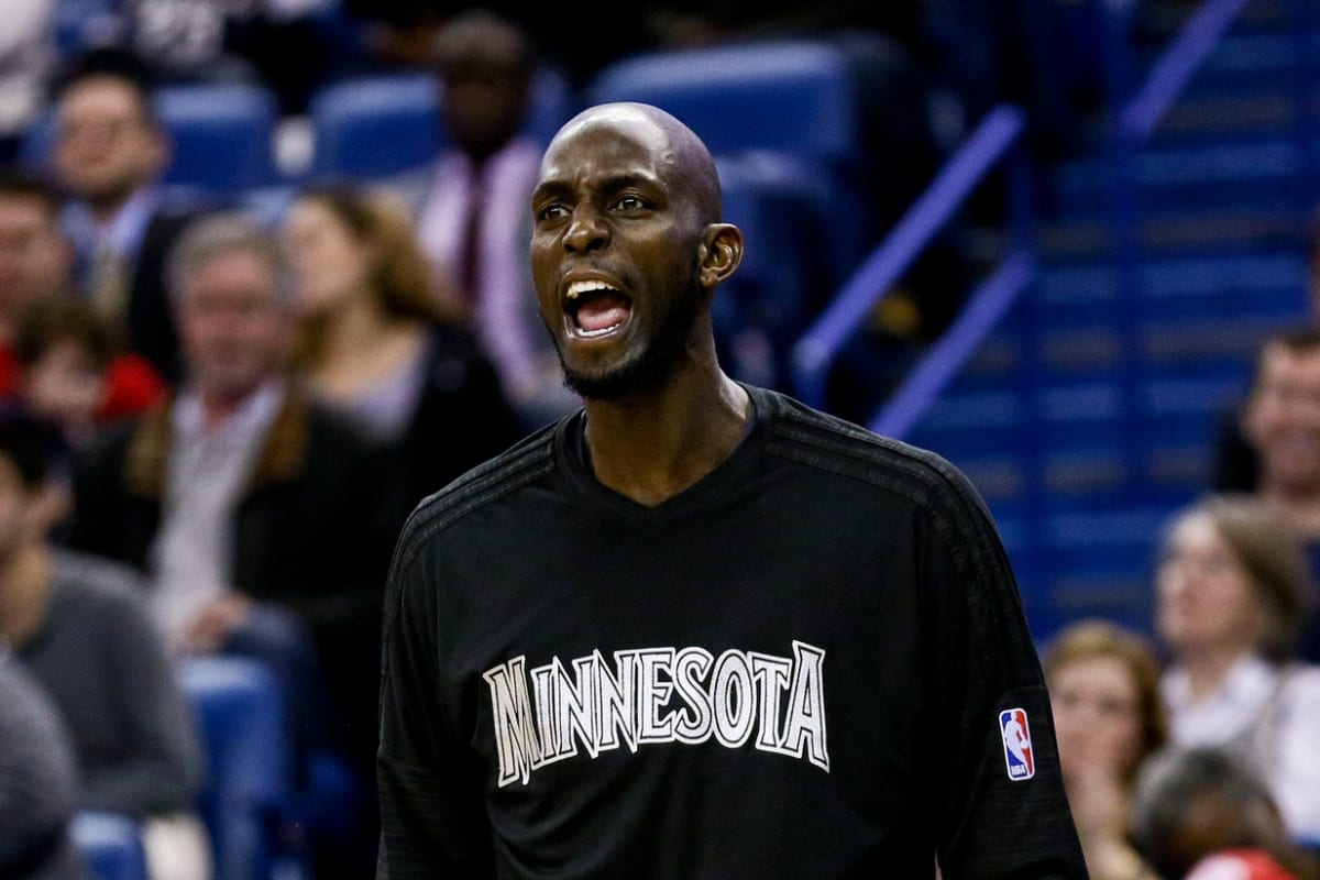 The 8 Meanest Things Kevin Garnett Ever Said