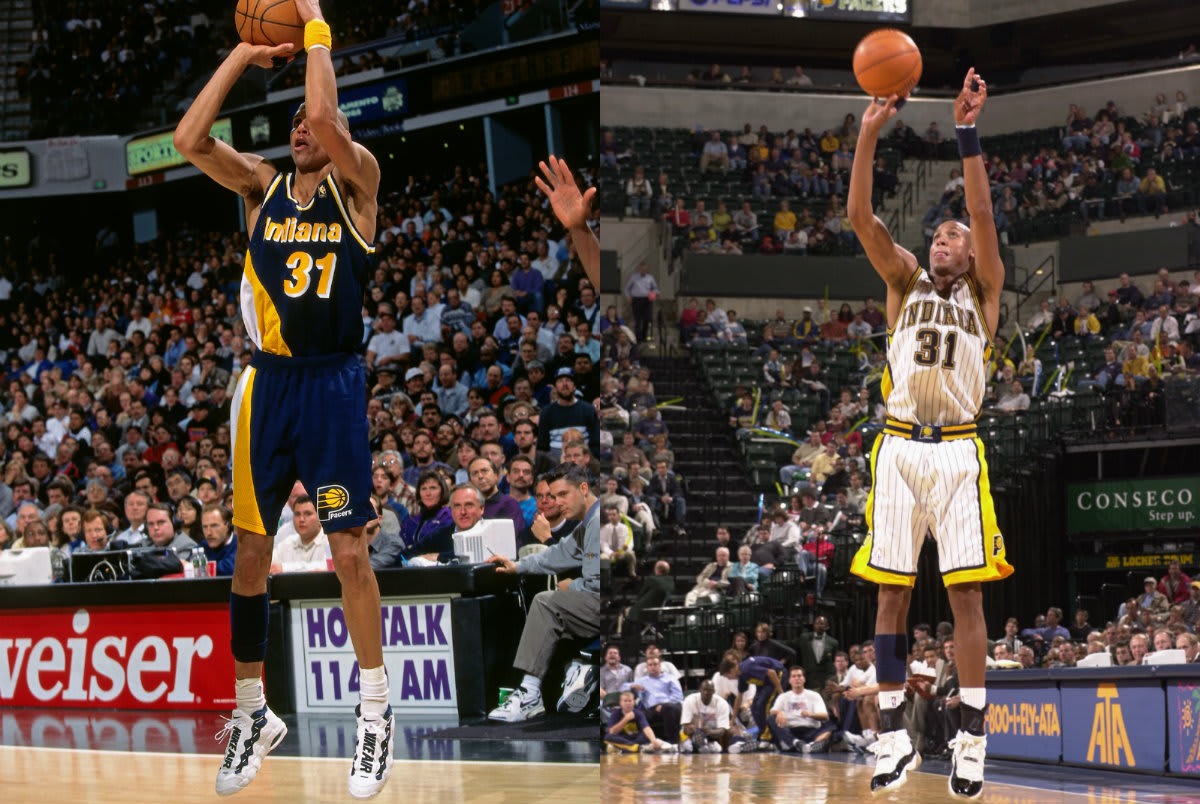 b9d92830ca2b Why Reggie Miller Is an Unlikely Sneaker Icon