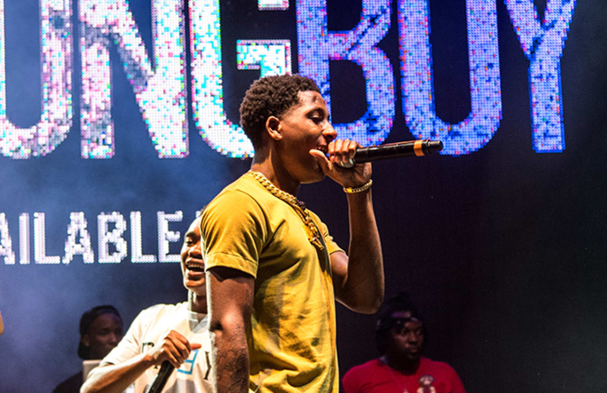 Youngboy Never Broke Again Gives A Nod To Lil Wayne In Diamond