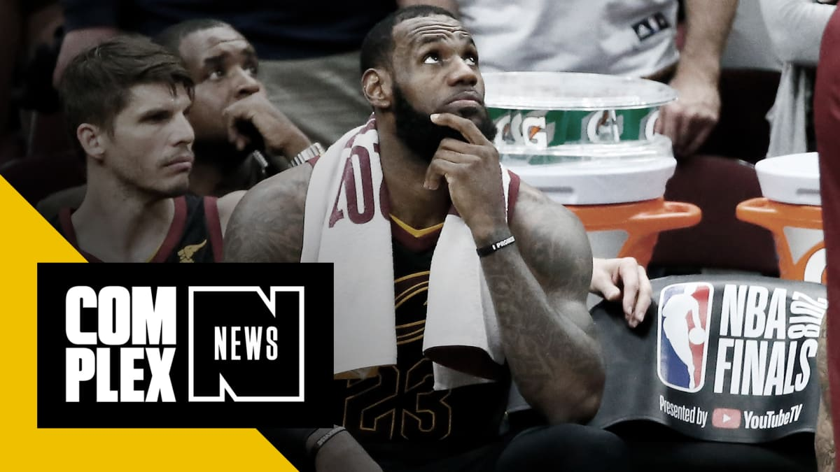 5330425c8c33 LeBron James Is Reportedly Trying to Recruit Stars to Cleveland ...