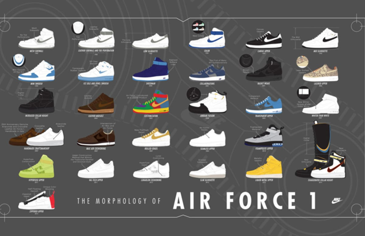 Archive Nike Air Force 1 (LeBron James) Sneakerhead