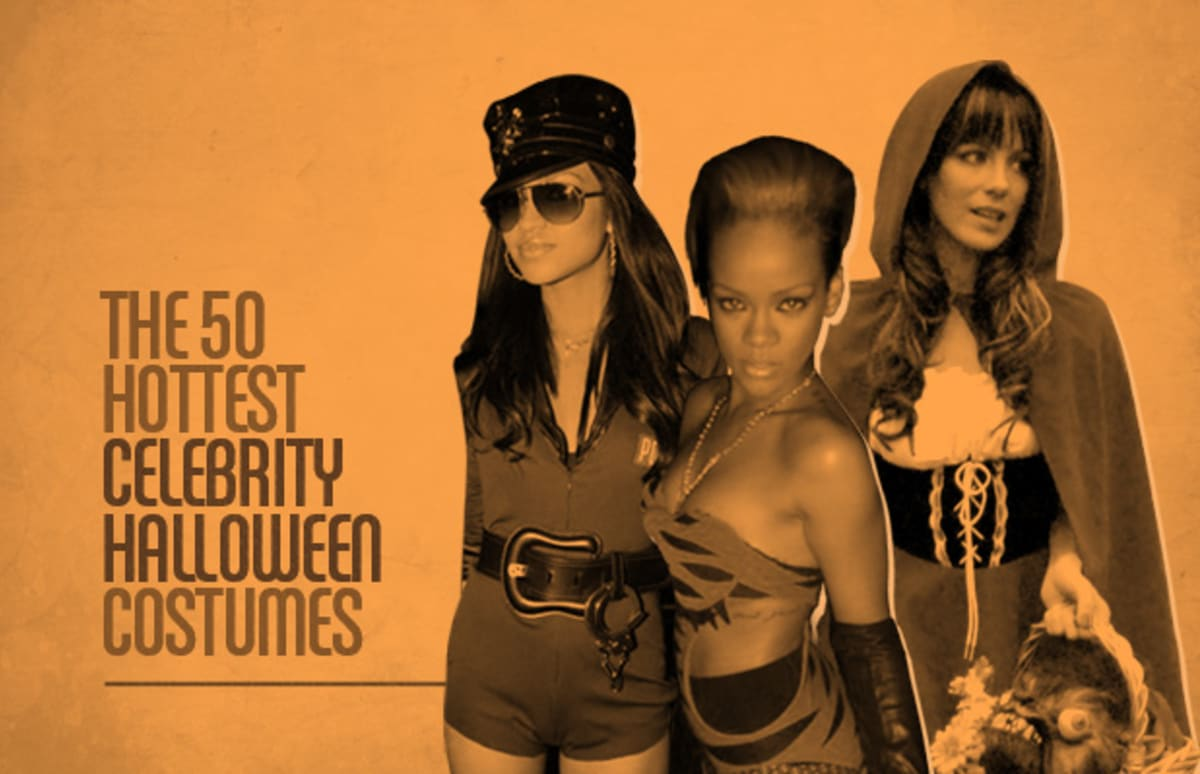 tyra banks - the 50 hottest celebrity halloween costumes | complex