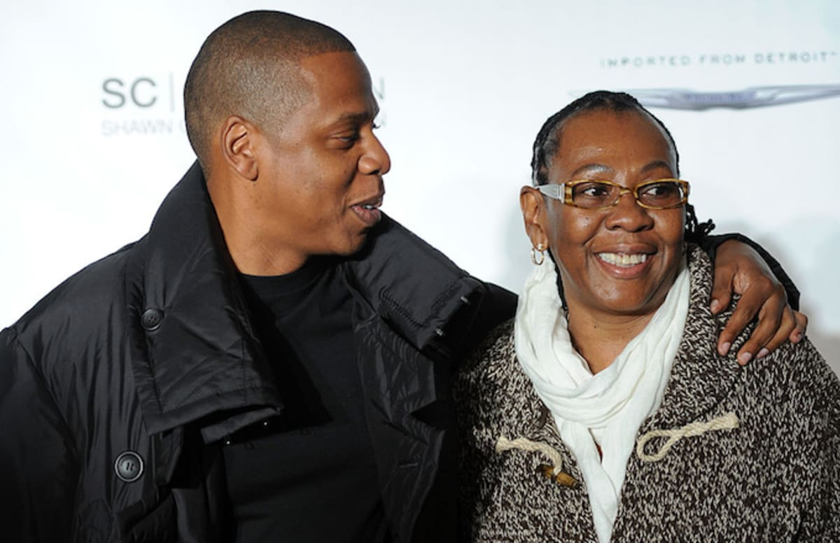"""Jay Z's Mom Opens Up About Her Powerful Outro on """"Smile ..."""