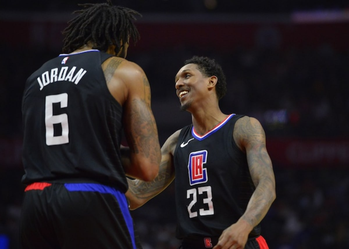 fbaf69e8b5d Lou Williams Is Staying With the Clippers After All