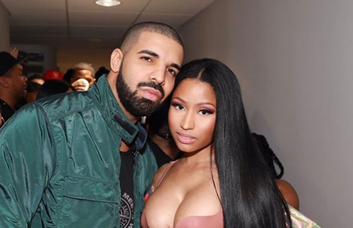 Drake Wife Nicki Minaj