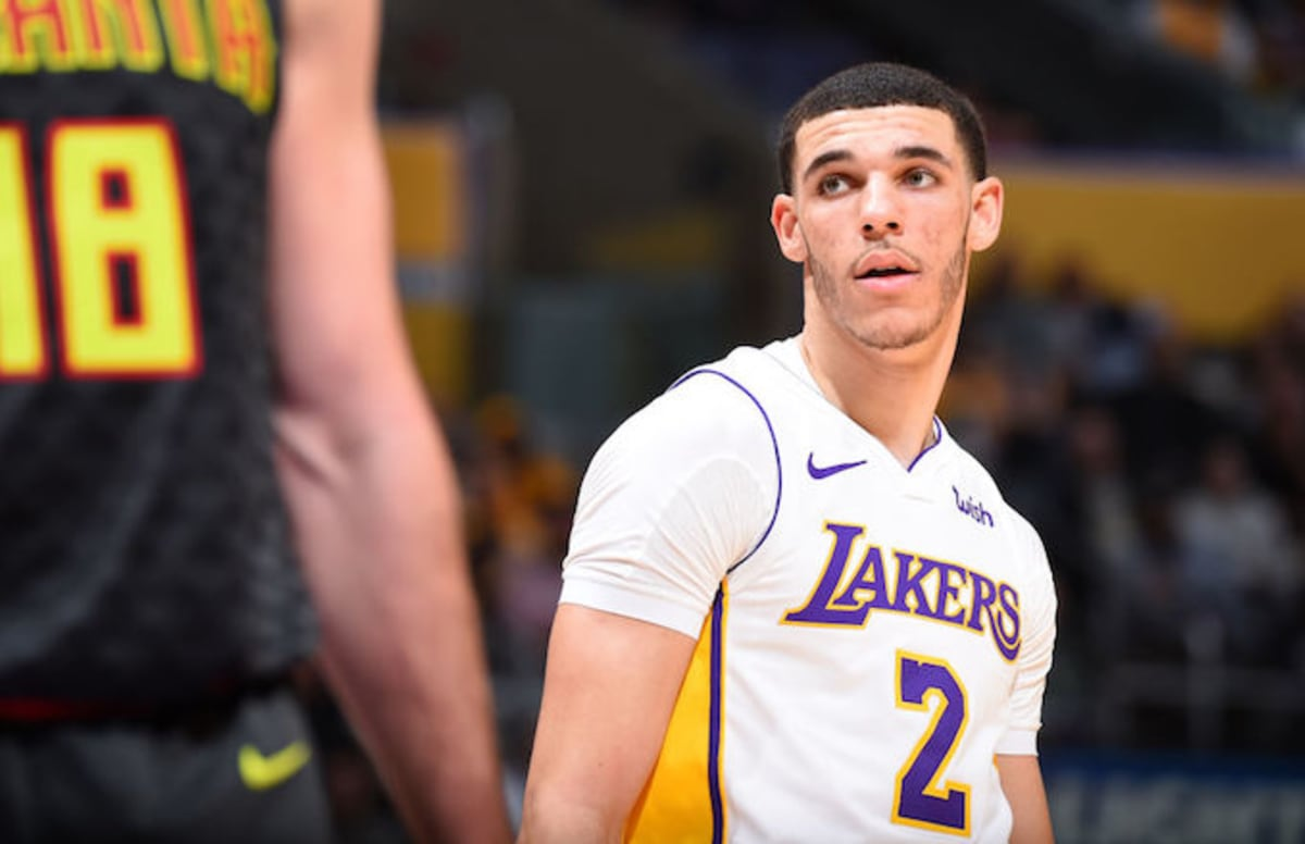 Lonzo Ball Has Already Scheduled His First Rap Concert In Lithuania