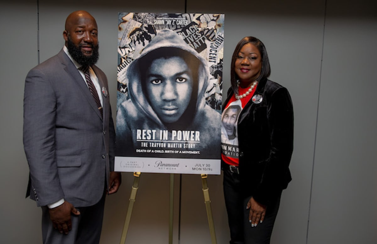 Trayvon Martin's Parents Say Weinstein Co. Owes Them $150000 For Film and TV Projects
