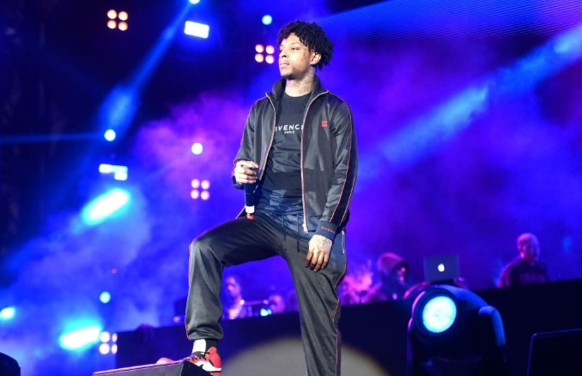 New Details Emerge in Connection With 21 Savage's ICE Arrest