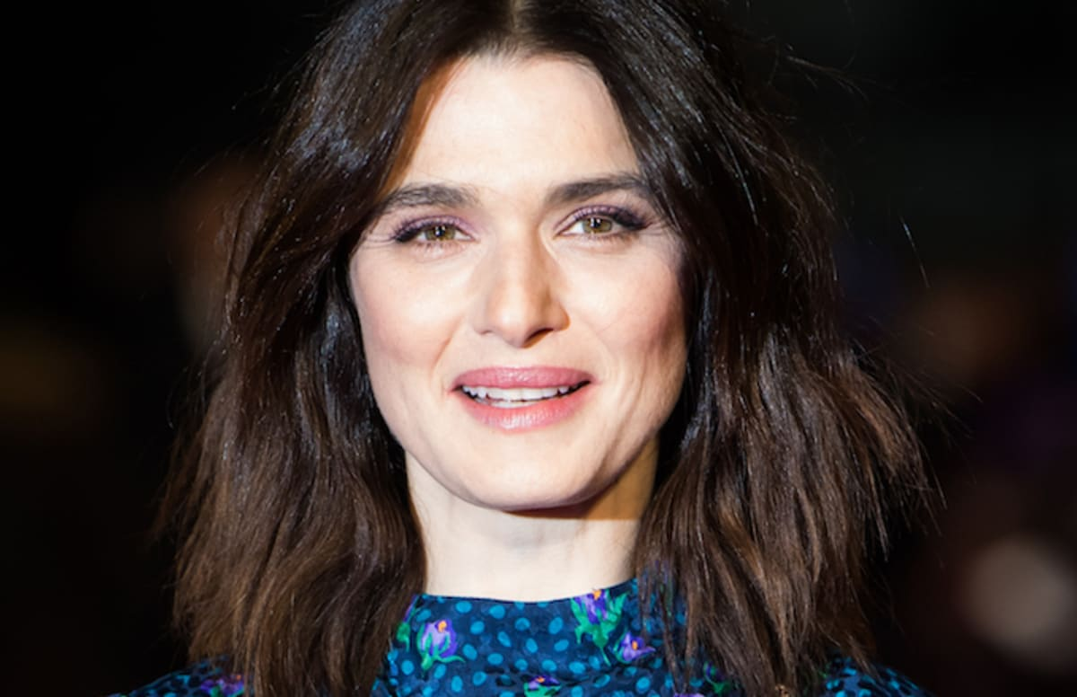 Rachel Weisz Thinks Women Should Create Their Own James Bond