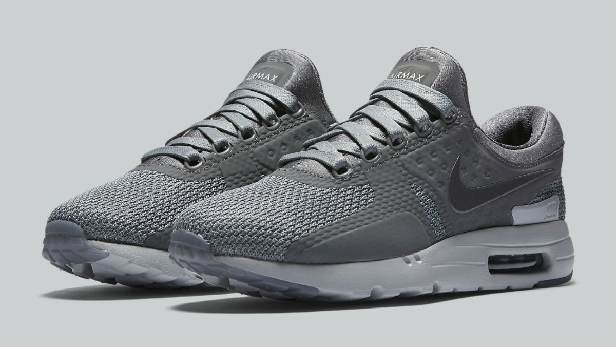 The Nike Air Max Zero Goes Quot Cool Grey Quot Complex