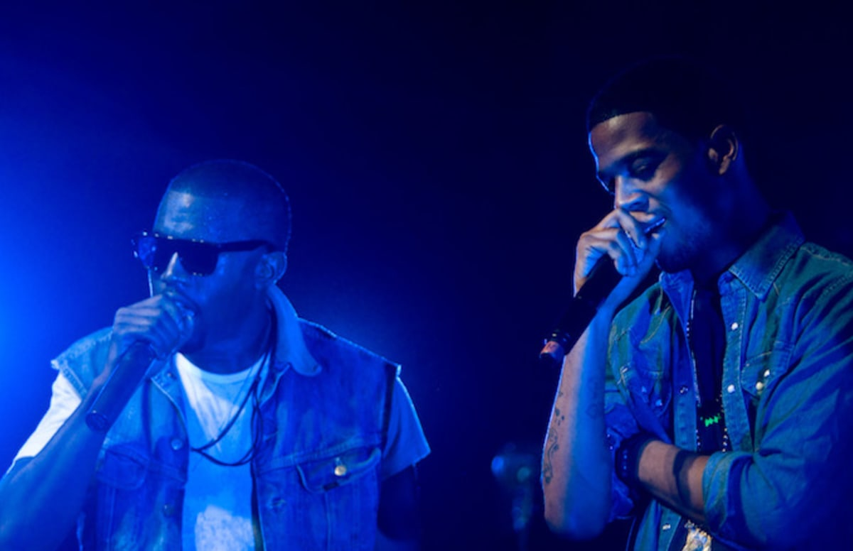 Here's the Album Cover for Kanye West and Kid Cudi's 'Kids ...