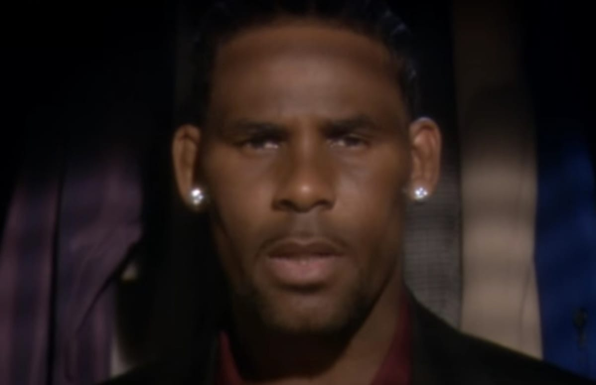 R Kelly Wants To Drop 35 More Chapters Of Trapped In The