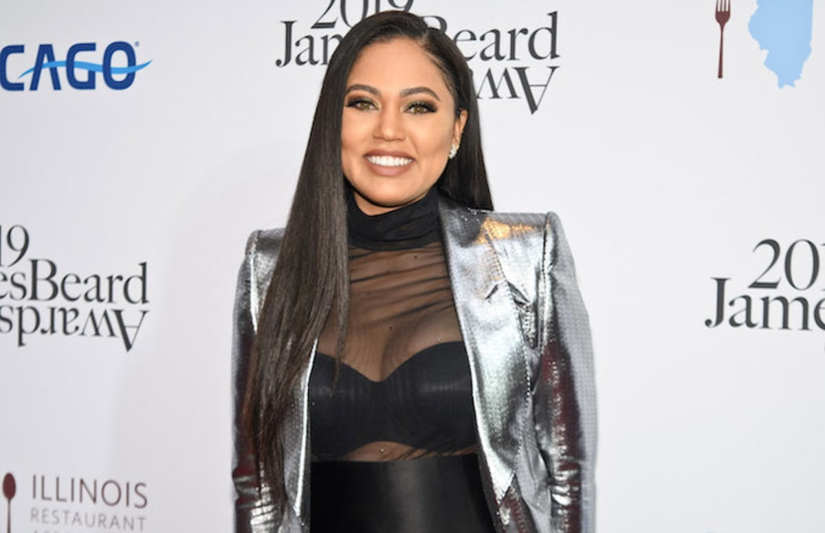 bd64767e2c29 Ayesha Curry Addresses  Insecurity  Comments   Speak Your Truth  Unapologetically