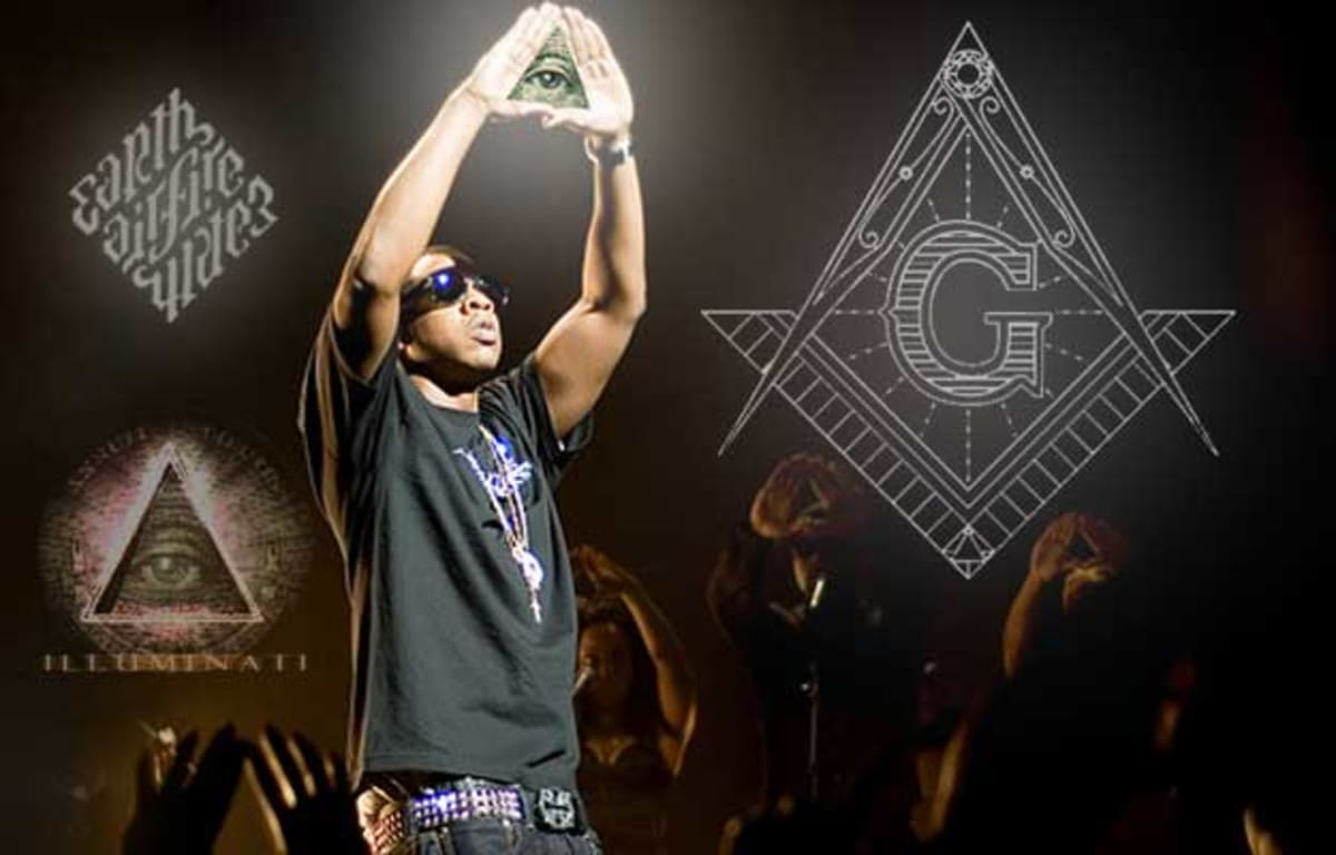 Its A C O N Spiracy 10 Clues Jay Z Is In The Illuminati Complex