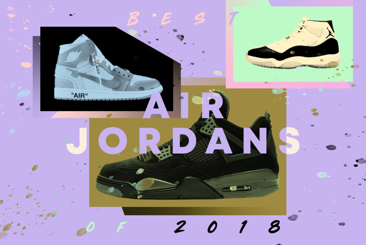 2dd0e3e0994c0f The Best Air Jordans of 2018