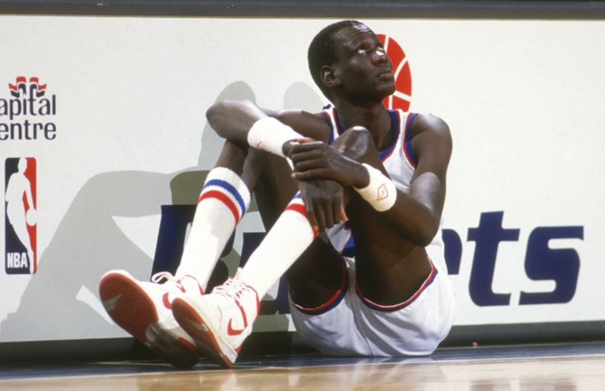 Manute Bol May Have Been Way Older Than Everyone Thought When He