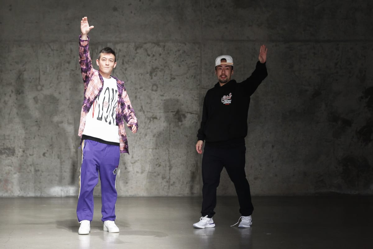 How Edison Chen And Kevin Poon Had Clot Stand Out At Nyfw