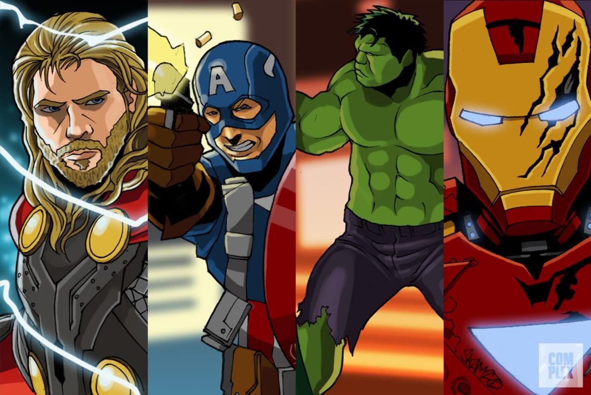 Image result for marvel super war wallpapers