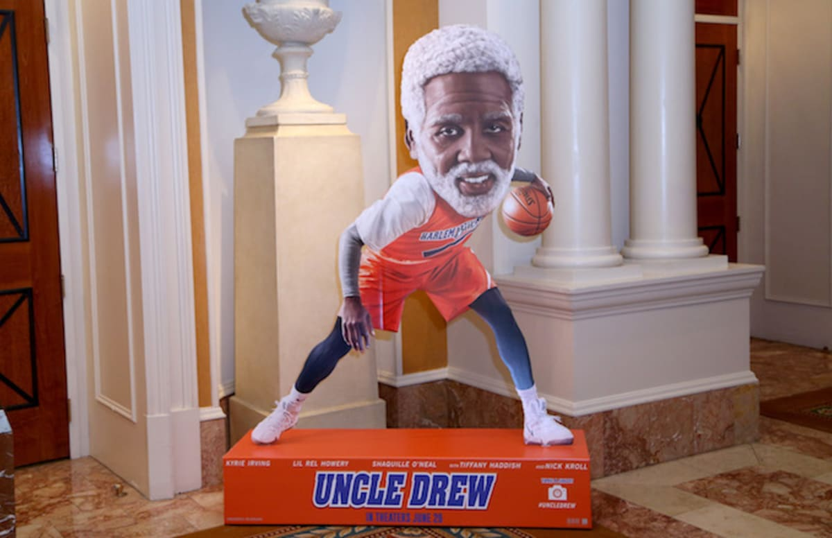 Watch The First Full Length Trailer For Kyrie Irvings Uncle Drew Movie