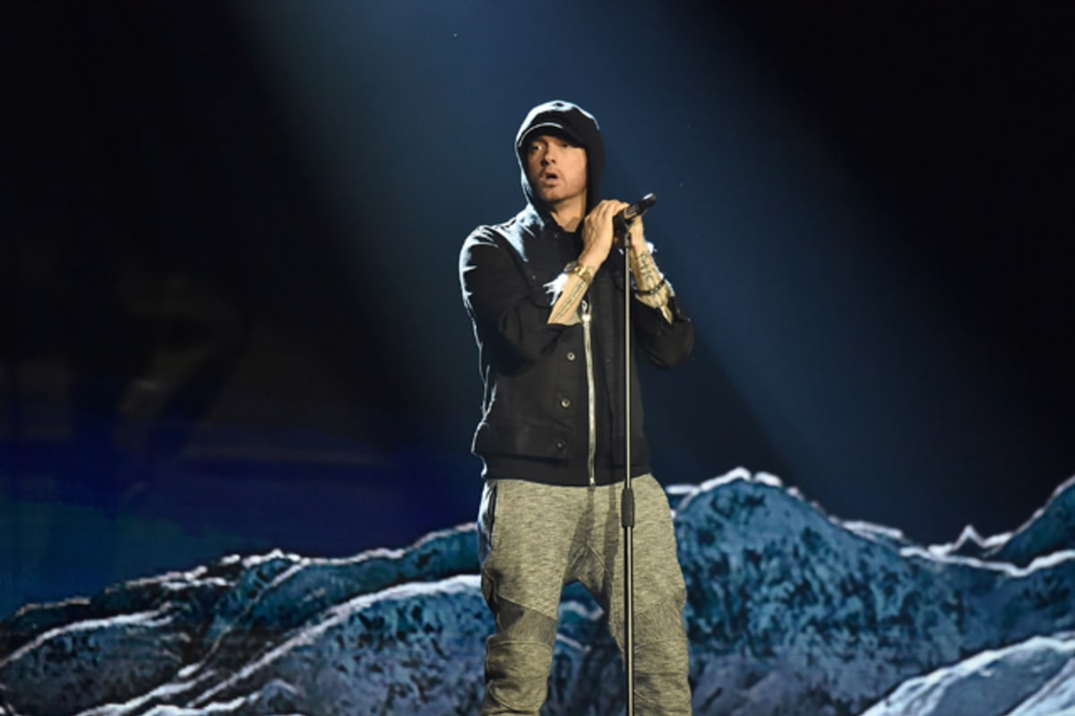 Eminem 'Revival' Ads Didn't Run During 'SNL' in New York for Being 'Too on the Money'