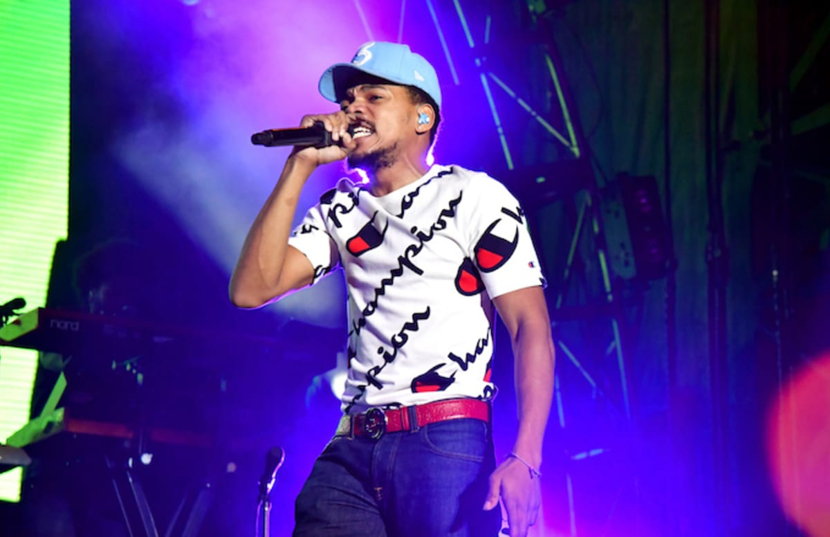 Chance The Rapper Claims He Brought Back Supreme And