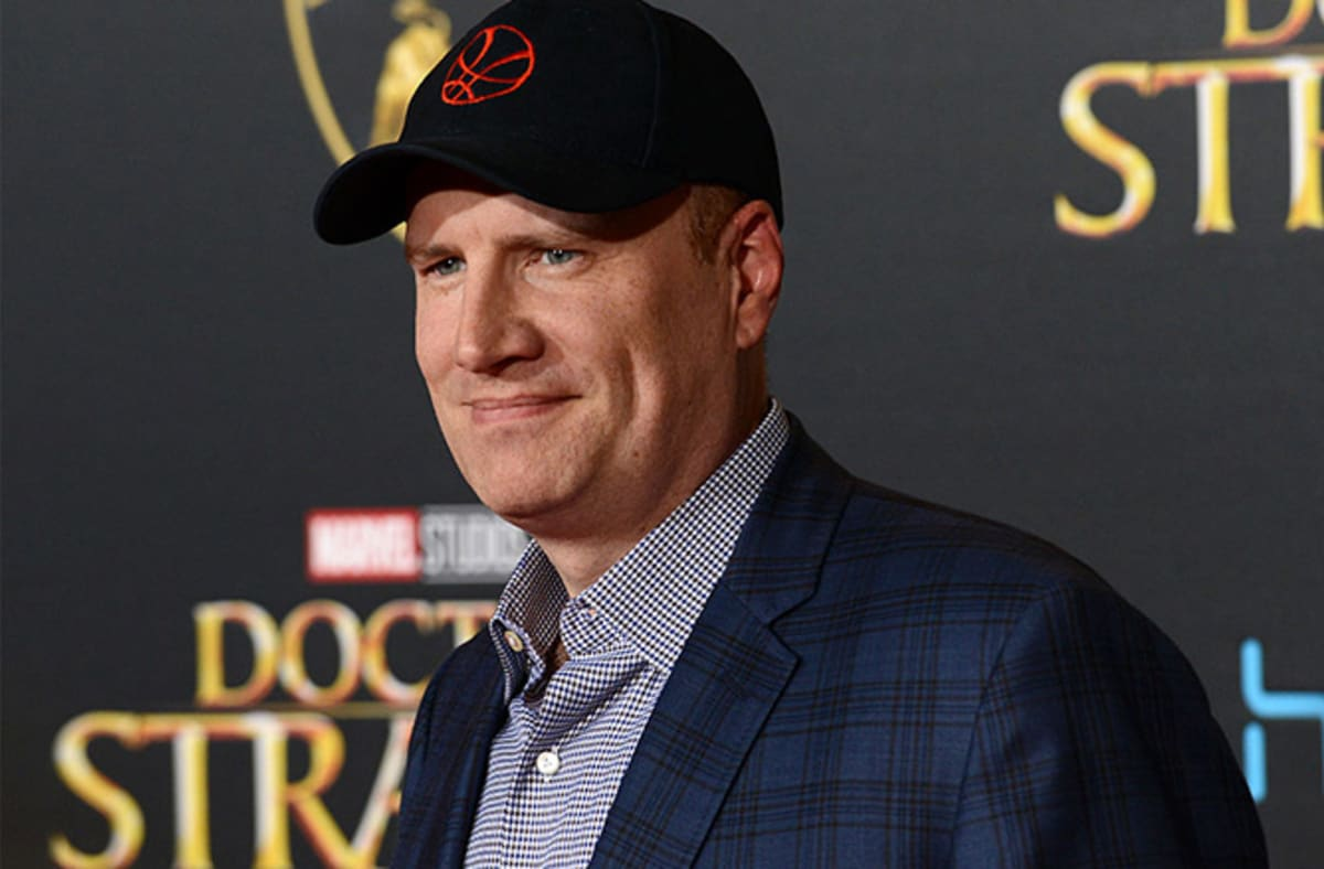 Marvel Studios Kevin Feige Film And Tv Crossover Will