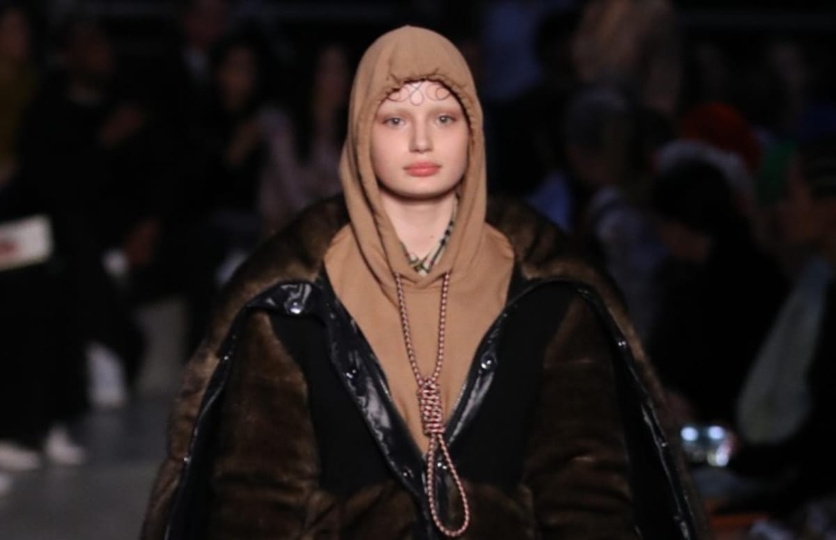 Riccardo Tisci 'Deeply Sorry' for Including Noose Hoodie in Burberry Show