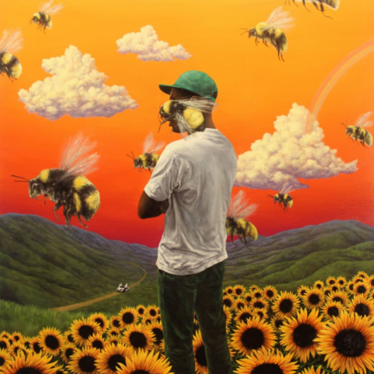 Tyler The Creator Reveals Title Tracklist And Cover Art For New