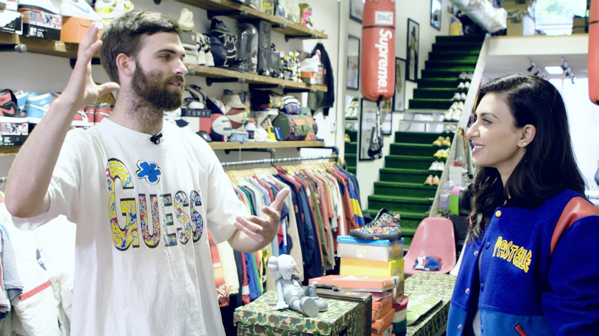 How Round Two Became The Go To Vintage Store For Lil