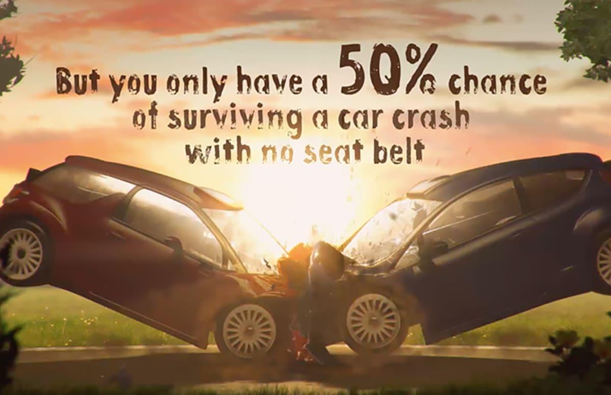 surviving a car crash