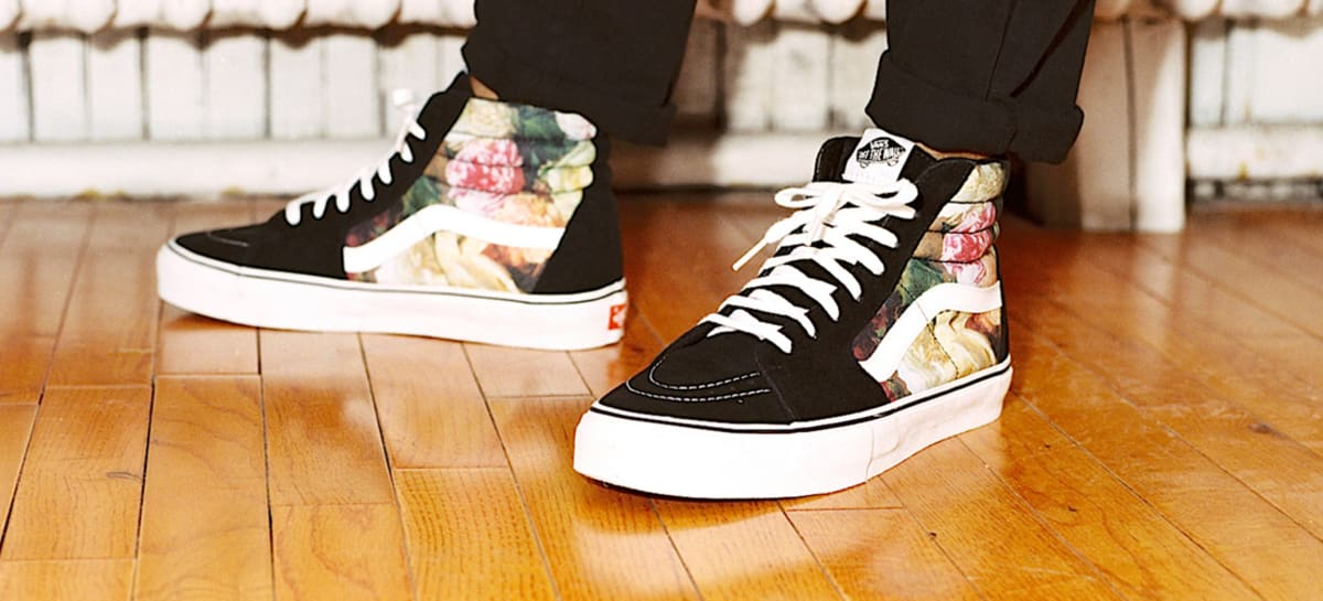c32eb6ae4015 How Vans Became a Fashion Sneaker