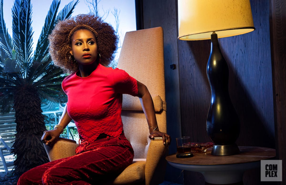 Issa Rae Says Hollywood Will Be More Diverse as 'Racist ...
