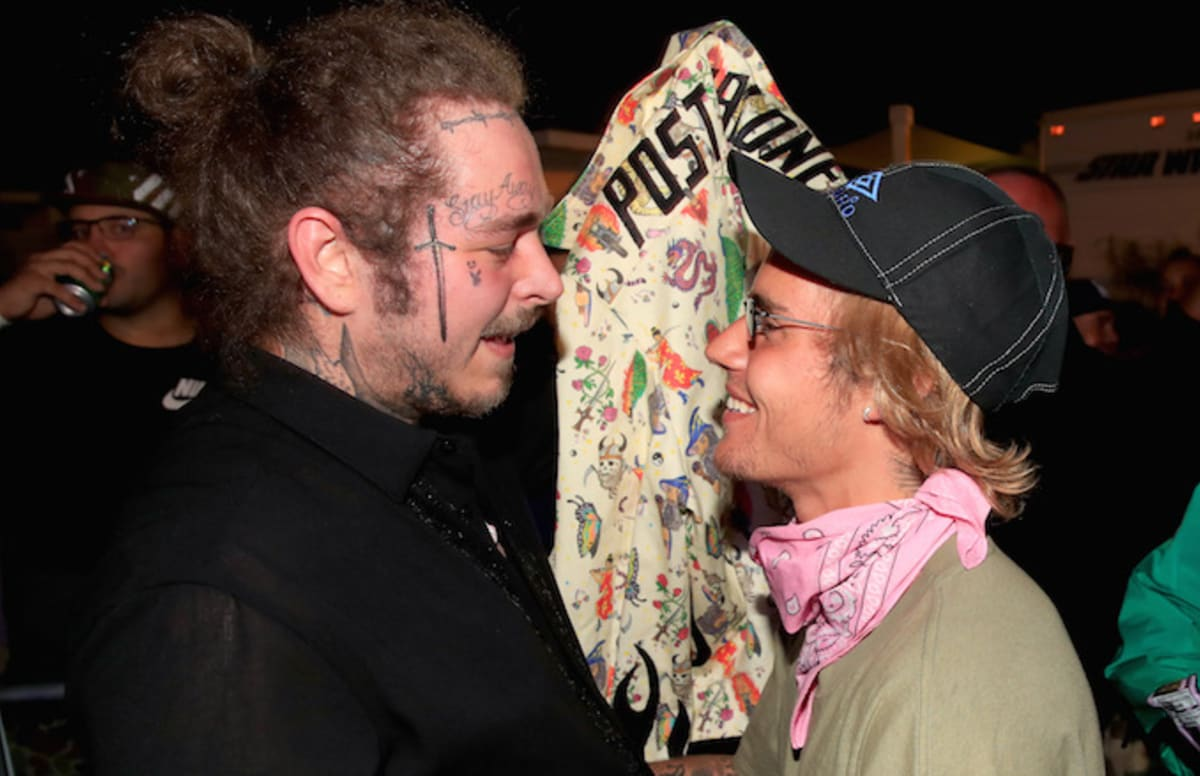 Post Malone Would Play Justin Bieber and Hailey Baldwin's Wedding: 'F*ck Yeah, for Free'