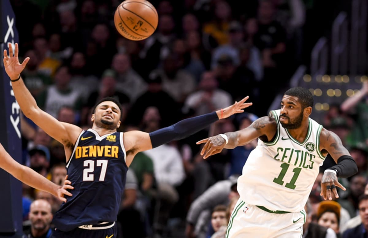 aa7e7cab0b7 Kyrie Irving Blasts Jamal Murray for End-of-Game  Bullsh t Move ...
