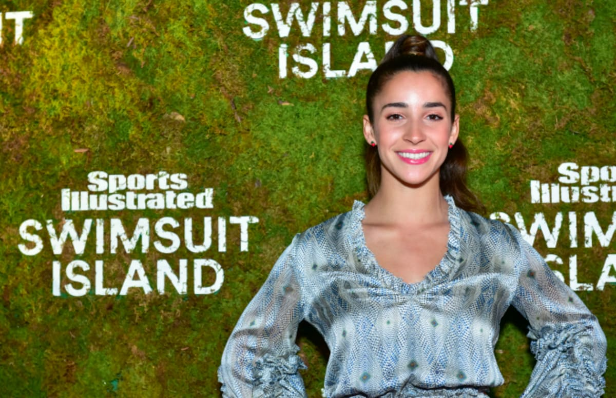 Aly Raisman Talks About Her Nude Sports Illustrated Shoot