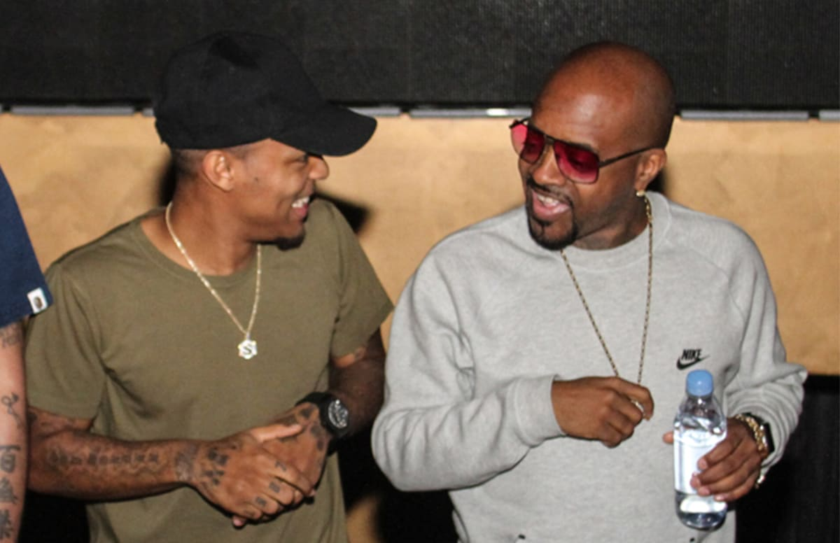 Jermaine dupri tries to explain bow wows recent run of jermaine dupri tries to explain bow wows recent run of embarrassing public moments complex nvjuhfo Choice Image